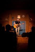 Recording 'Live at the Blue Door', Feb. 2009