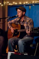 First appearance at the Blue Door, Sept. 26, 2008