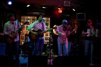 With the Turnpike Troubadours, Feb. 2009