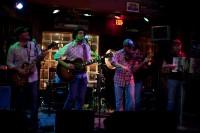 With the Turnpike Troubadours, Feb. 2009