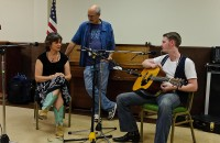 John with John Dillon and Vivian Nesbitt