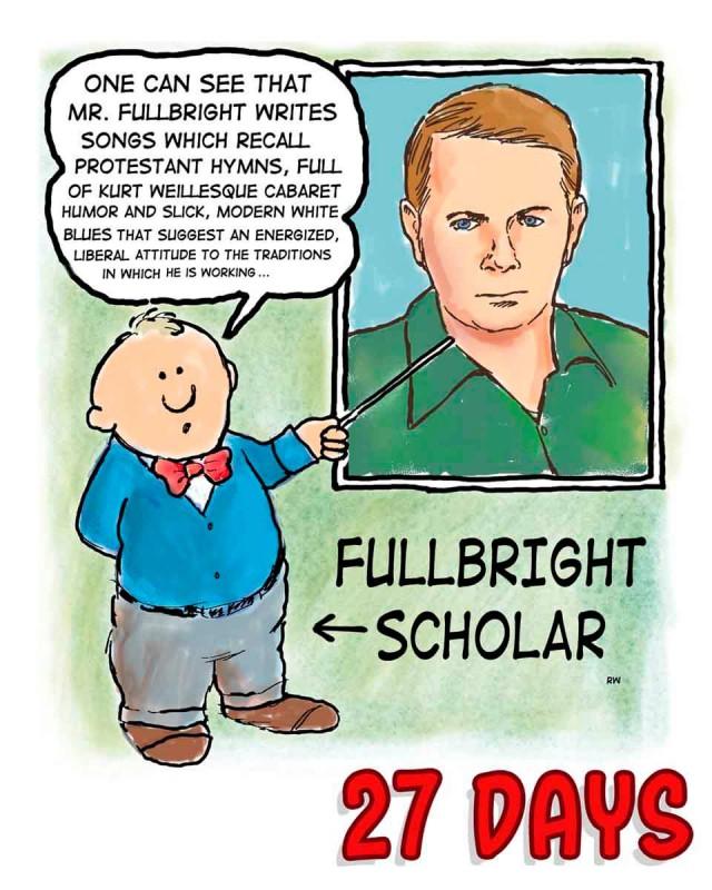 Fullbright Scholar