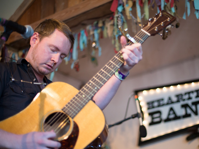 John Fullbright at the Heartbreaker Banquet, SXSW 2014