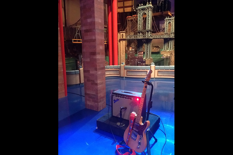 Terry Ware's Telecaster