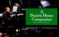 Prairie Home Companion Jan 2015