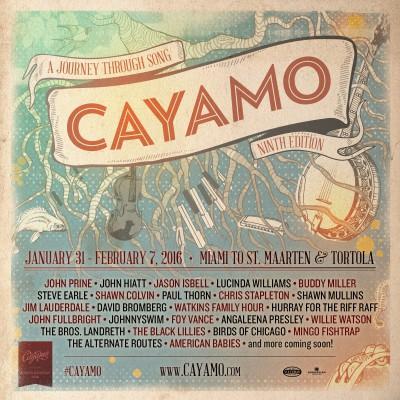 Cayamo 9th Edition 2016