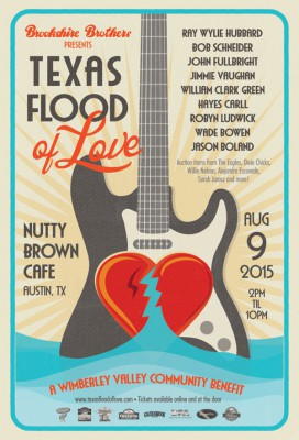 Texas Flood of Love