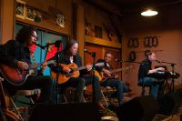 Dustin Welch, Kevin Welch, Michael Fracasso, John Fullbright